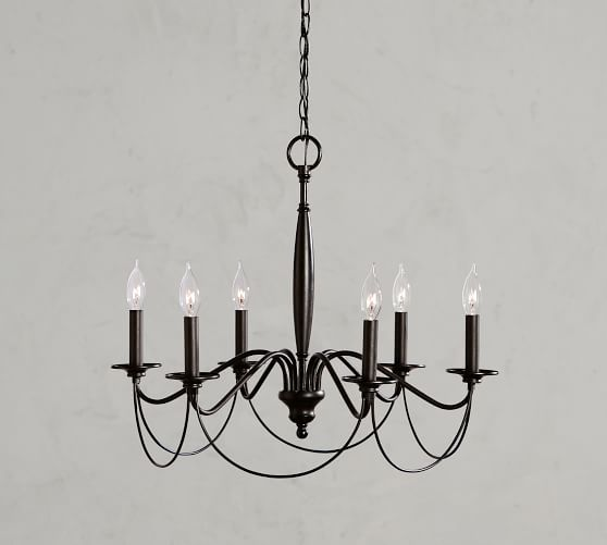 A chandelier for your 4 walls – feel like a king