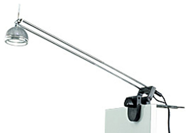 Cp1 Clamp-On-Light White Clamp - Transitional - Display And Picture