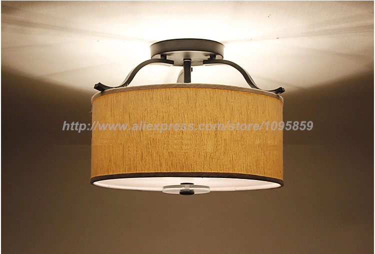 Country Style Ceiling Lights