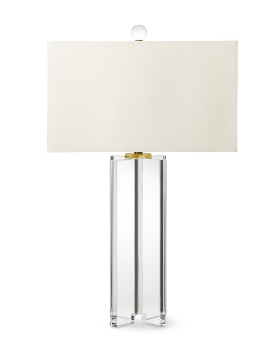 Fiona Crystal Table Lamp | Williams Sonoma