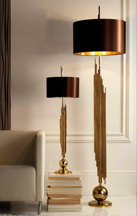 InStyle-Decor.com Floor Lamps, Luxury Designer Floor Lamps, Modern