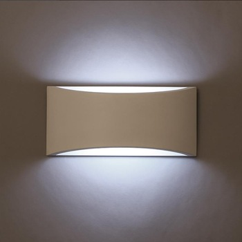 Modern Style Led Wall Lamp White Color Lighting 220v Wall Sconce
