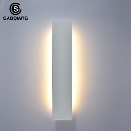 China Home Lighting Gypsum Plaster LED Wall Light for Hotel - China