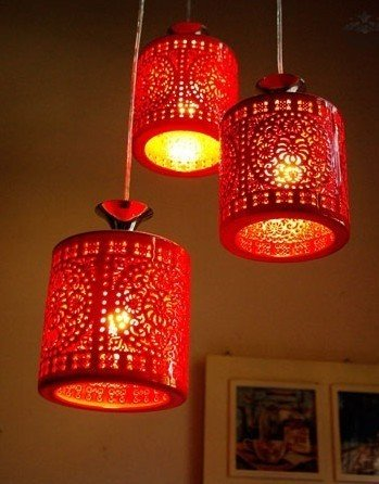 Asian Hanging Lamps - Ideas on Foter