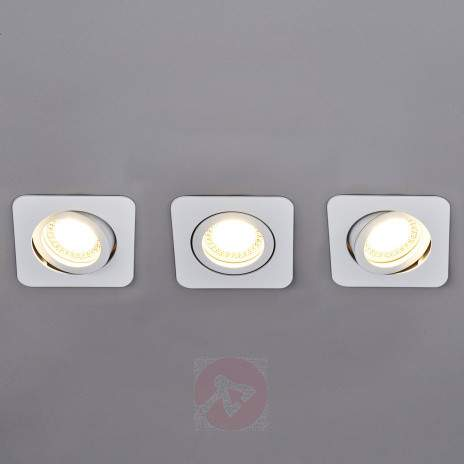 Recessed High-Voltage Spotlights | Lights.ie