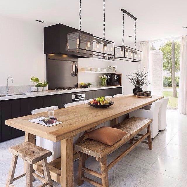 This is your favourite kitchen on the @immyandindi page in both