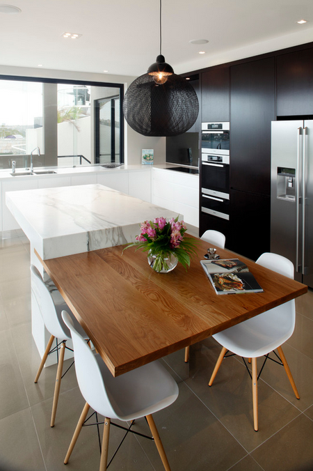 Contemporary Kitchen Cabinets For A Posh And sleek Finish | Spaces