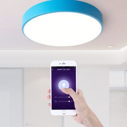 Utorch Smart Voice Control LED Ceiling Light 24W AC 220V - $37.99