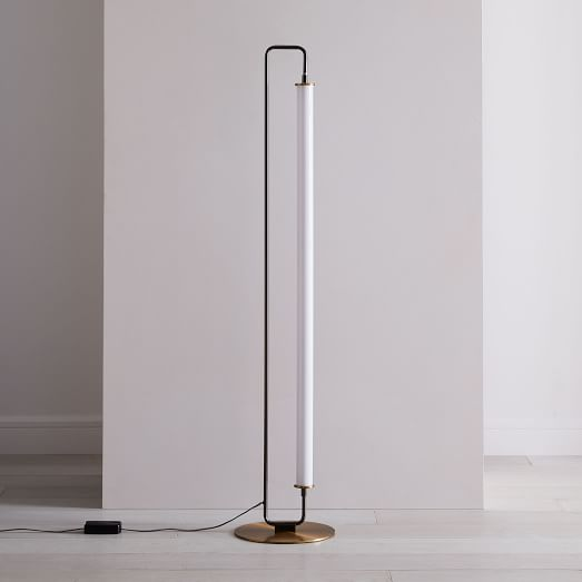 LED floor lamps – The modern version of a classic