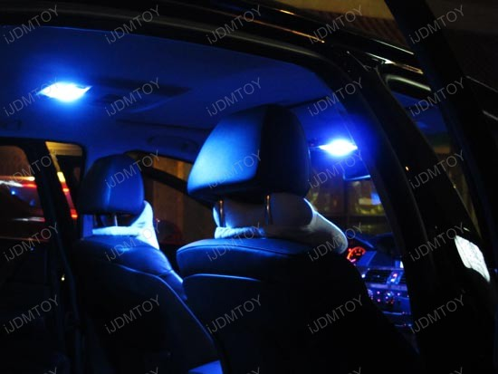 Premium SMD LED Car Interior Lights Package For Audi Q5