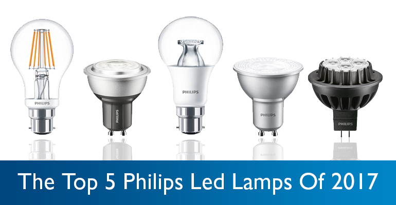 Top 5 Best Philips LED Lamps 2017 - Downlights Direct Advice