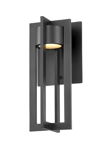 dweLED for WAC Lighting Chamber LED Outdoor Wall Light - 2Modern