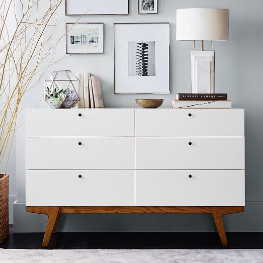 Modern 6-Drawer Dresser | west elm