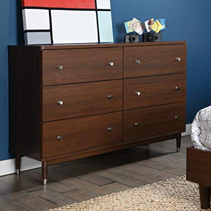 Amazon.com: South Shore 3828027 Olly Mid-Century Modern 6 Drawer