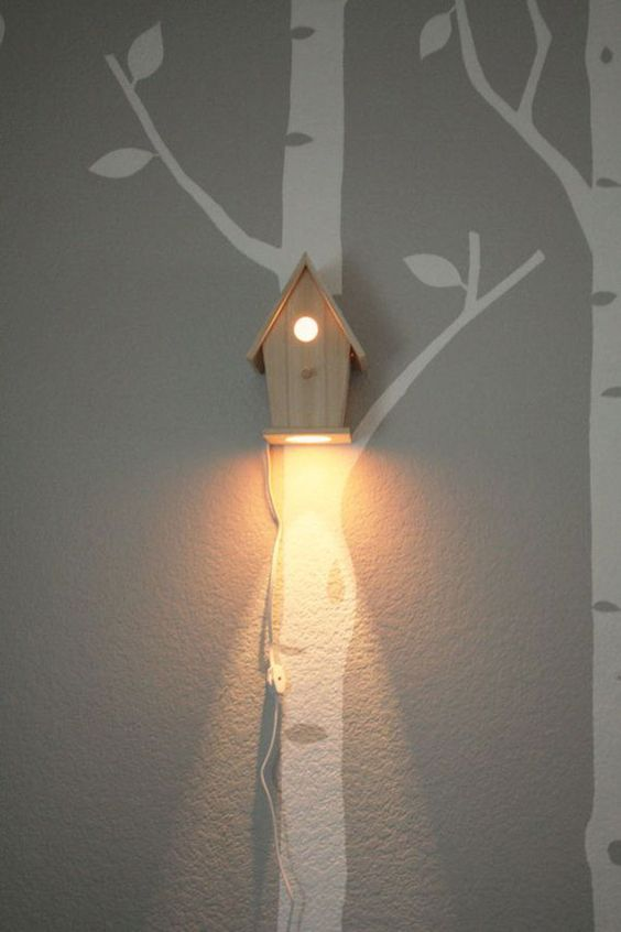 32 Creative Lamps And Lights For Kids' Rooms And Nurseries - DigsDigs