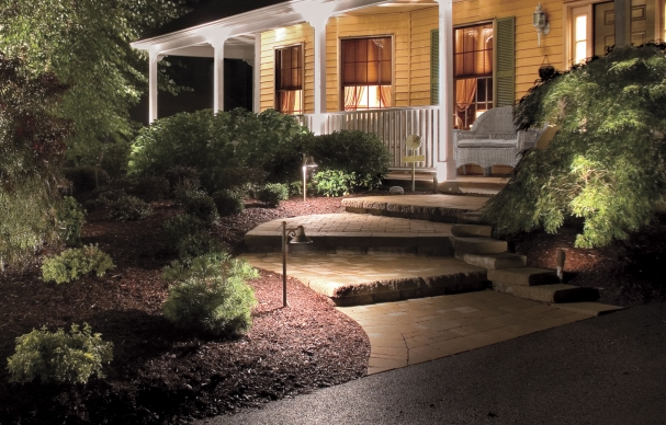 All About Path Lighting | This Old House