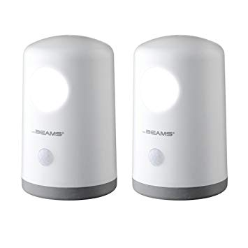 Mr. Beams MB750 Wireless Battery-Operated, Portable, Motion-Sensing