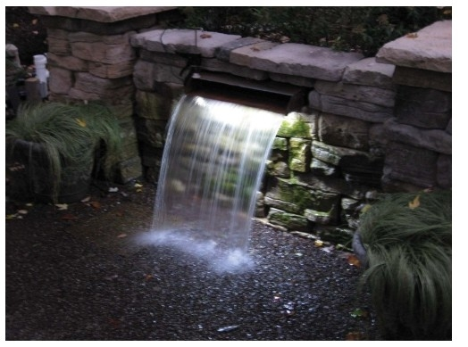 Pond Lighting Adds New Dimension to Outdoor Ponds and Water Gardens