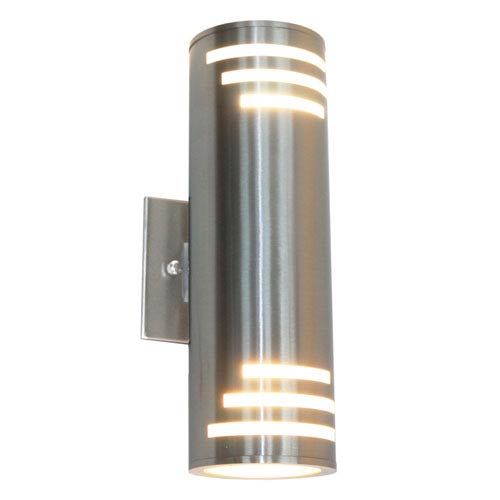 Stainless Steel Outdoor Wall Lighting Free Shipping | Bellacor