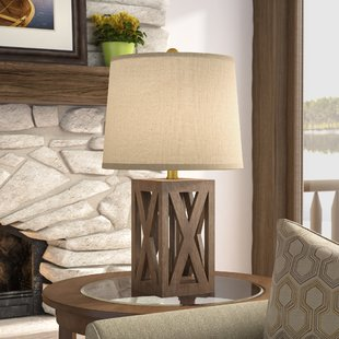 Rustic Table Lamps You'll Love | Wayfair