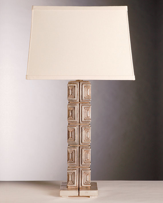 Table lamps with shade – an optical pleasure on many levels
