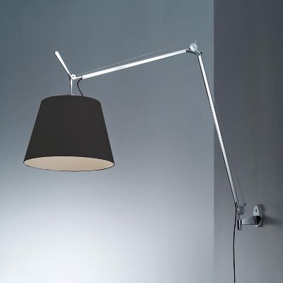 Wall lights shine in your home