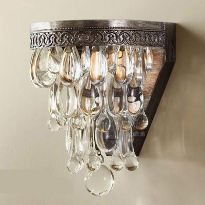 Italy Modern Wall Lamp Luxury Crystal Wall Lamps Led Wall Sconce
