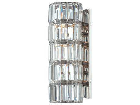 Crystal Wall Lights & Crystal Wall Sconce Lighting | LuxeDecor