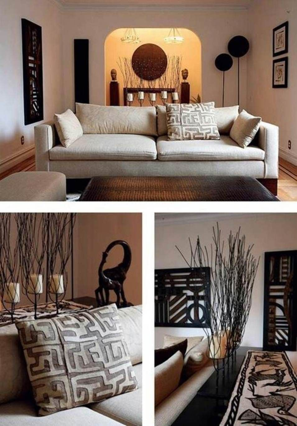 south-african-decorating-ideas.jpg (955×1368) Earth Tone