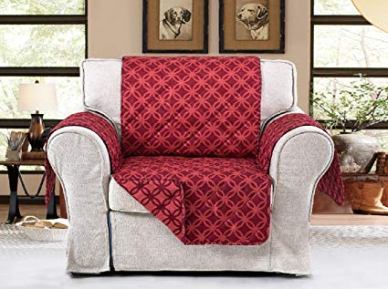 Amazon.com: American Home Reversible Slipcover Furniture Protector