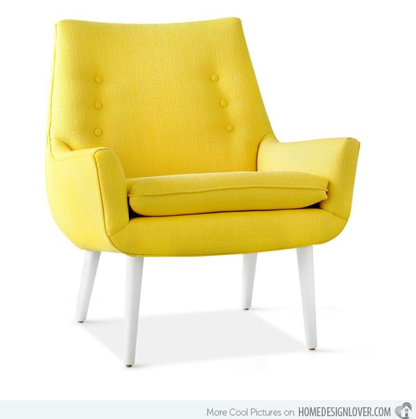15 Modern Armchair Designs for Combined Comfort and Style