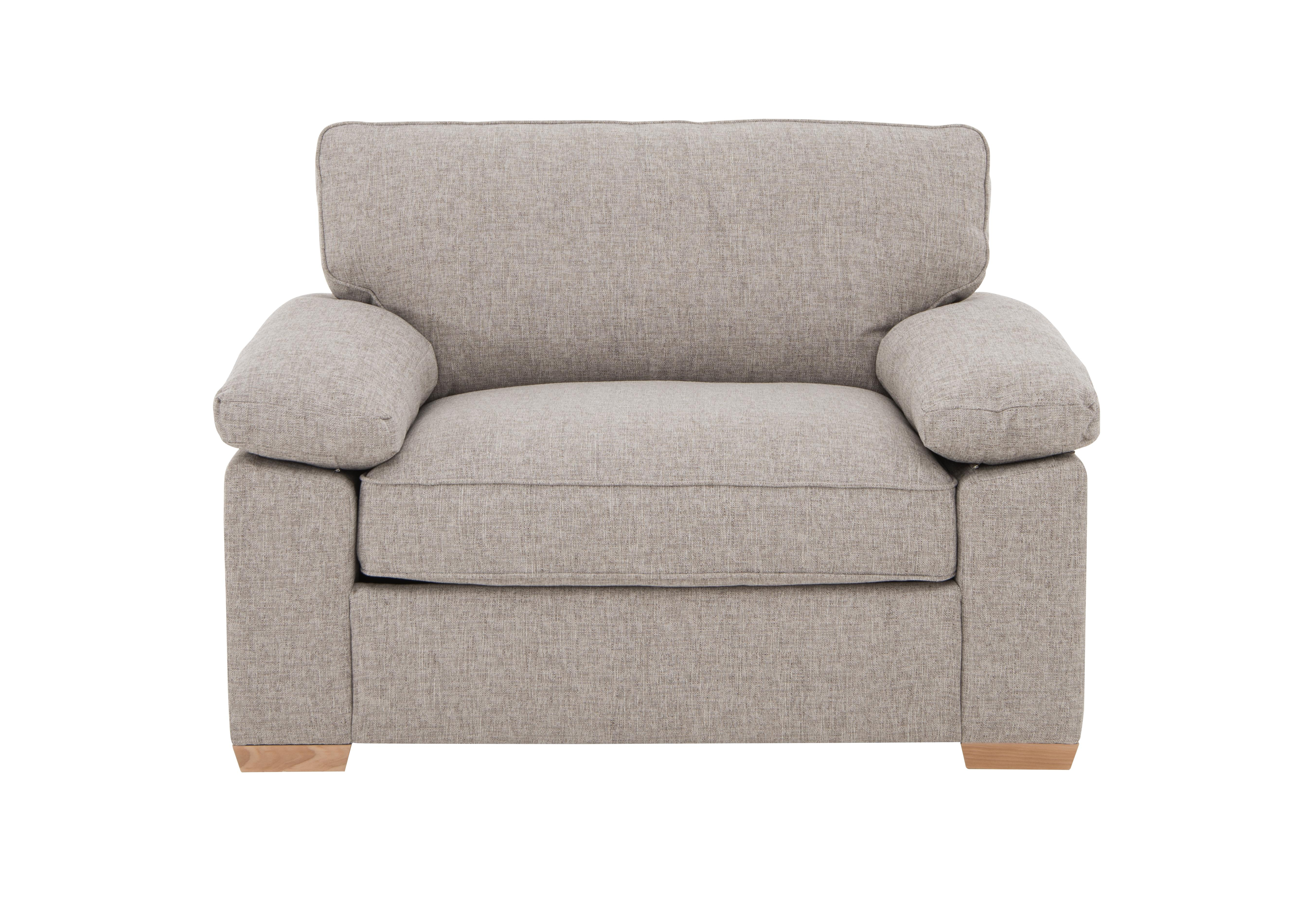 The Weekender Collection Drift Fabric Deluxe Armchair Sofa Bed