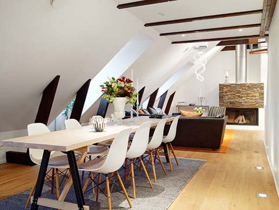 mansarda22 Inspiring Attic Design Ideas For The Exquisite Space You Want To  Create