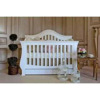 Shop Million Dollar Baby Classic Ashbury 4-in-1 Convertible Crib with  Toddler Rail - Free Shipping Today - Overstock - 7880234