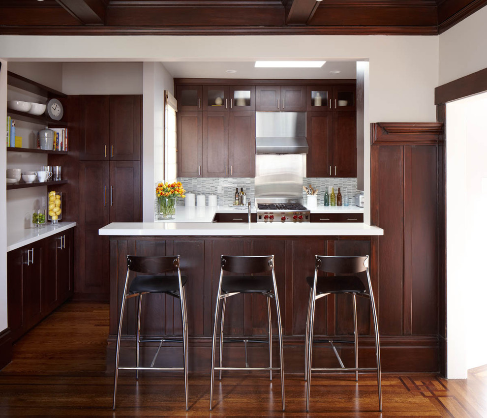 Countertop Bar Stools Plan