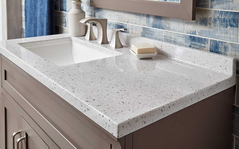 Bathroom Countertops Home Interior