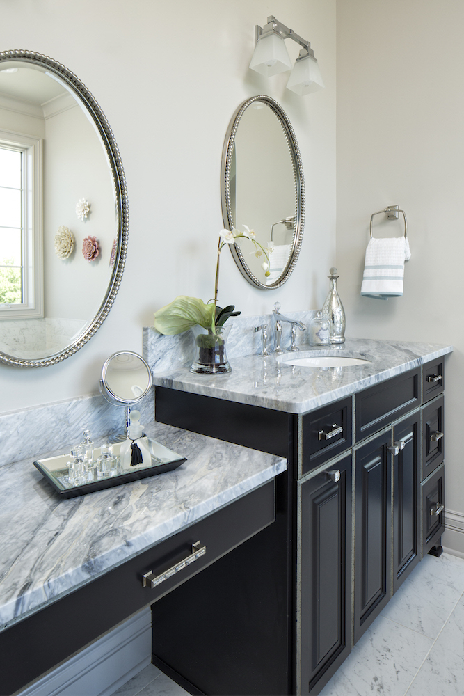 Natural Stone Bathroom Countertop