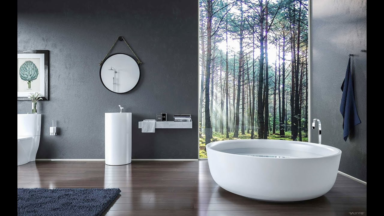 Interior Design - Luxury Bathroom Designs for modern home