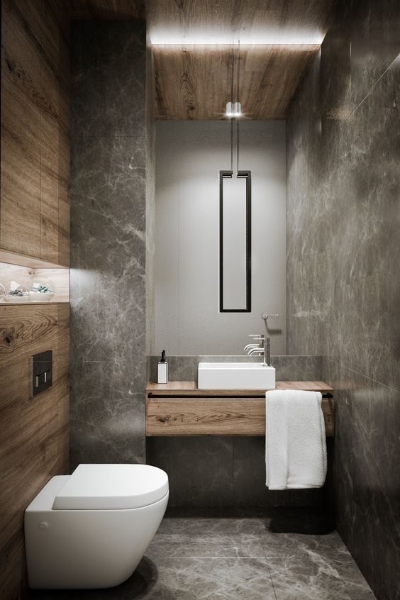 Imagination for breakfast Small Bathroom Interior, Small Home Interior  Design, Interior Design Toilet,
