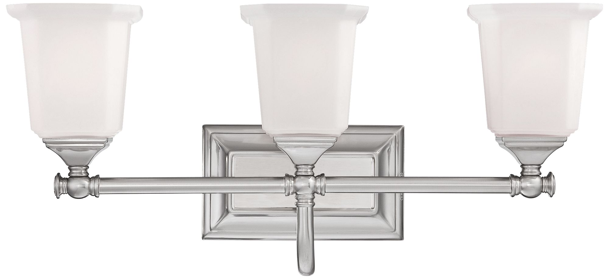 Nicholas Collection Brushed Nickel 22