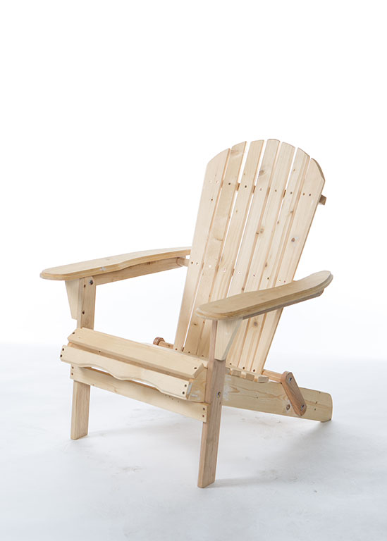 Hampton Wooden Beach Chair | Stuart Event Rentals