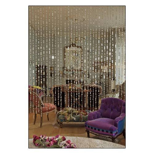 Hanging Beaded Curtain