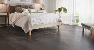 Bedroom flooring with engineered hardwood - Artisan Collective Collection  EAMAC75L402