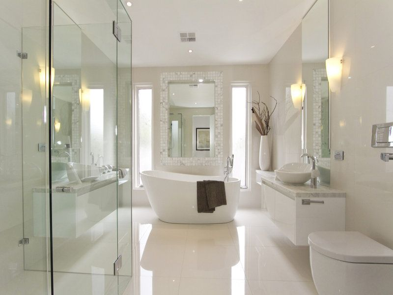 only a place where people can go for a refreshing shower, but a place  of serenity and complete relaxation. Checkout 35 best modern bathroom design  ideas