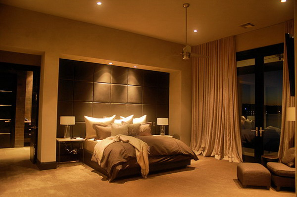 bedroom lighting ideas modern - The Important Aspect of the Bedroom