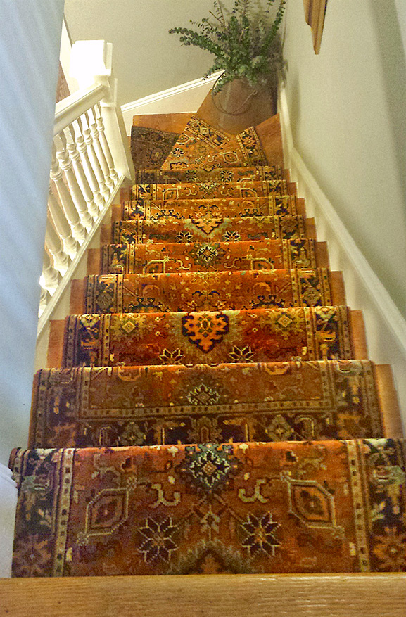 Traveller Location staircase-rug-runner