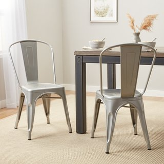 Buy Industrial Kitchen & Dining Room Chairs Online at Overstock | Our Best  Dining Room & Bar Furniture Deals