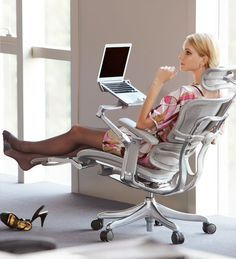 Dabaoli Ergonomic computer chair Mesh Chair Office Chair High-end:  expensive and of high