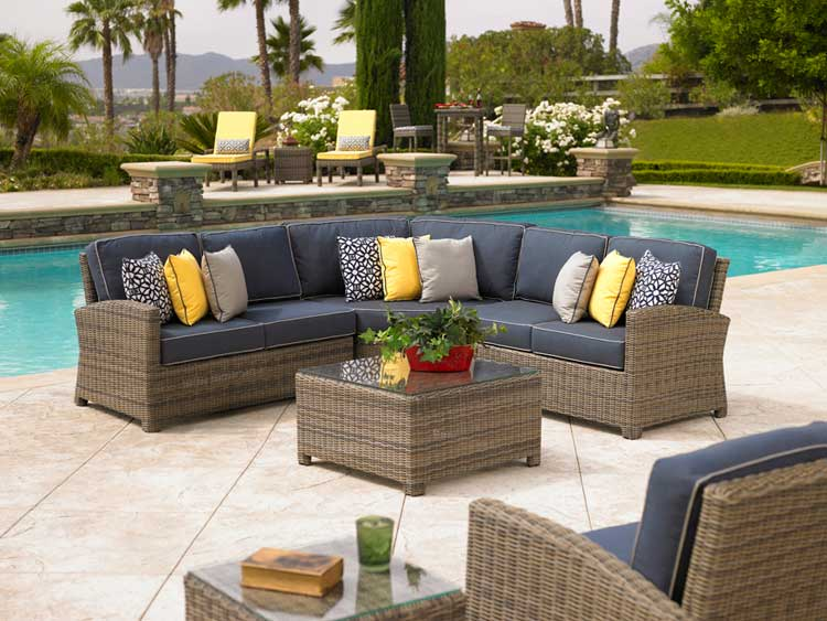 Patio, Best Patio Furniture Albuquerque House Design Suggestion  Sectional Patio Furniture Enter Home Most Comfortable