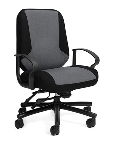 Picture of Global 2527 Robust Big & Tall Office Chair